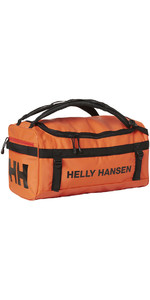 2018 Helly Hansen 50L Clássico Duffel Bag 2.0 S Spray Laranja 67167 2ND