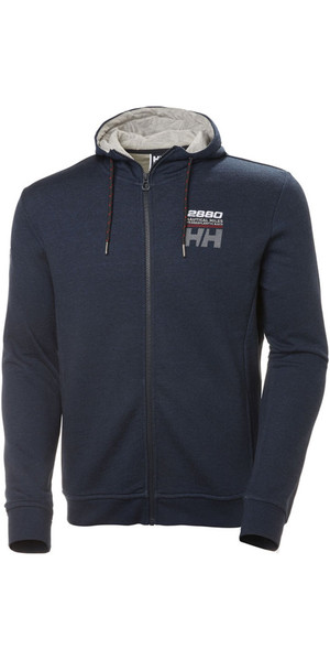 2018 Helly Hansen Club FZ Hoody Navy 33936