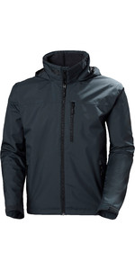2020 Helly Hansen Crew Hooded Jacket 33875 - Leisteen