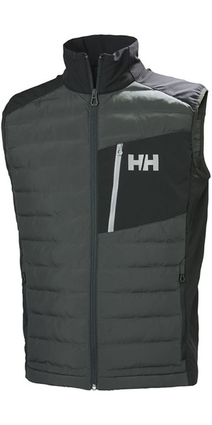2018 Helly Hansen Crew Isolator Weste Ebenholz 33929