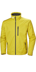 2018 Helly Hansen Crew Midlayer Jacket Sulphur 30253