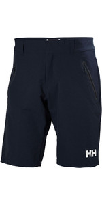 2019 Helly Hansen Crewline Qd Shorts Navy 53018