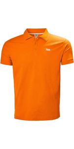 2019 Helly Hansen Driftline Polo Blaze Orange 50584