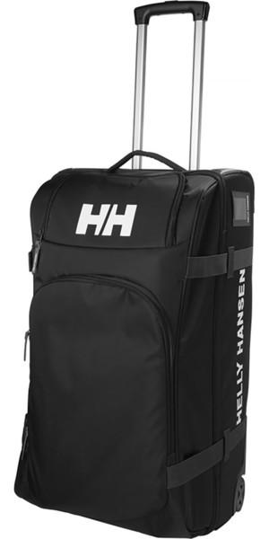 2018 Helly Hansen Explorer Trolley Medium 50L negro 67159