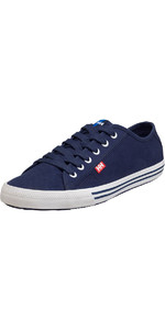 2018 Helly Hansen Fjord Canvas Shoe Navy / Bianco 10772