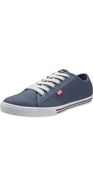 2018 Helly Hansen Fjord Canvas Shoe Vintage Indigo 10772