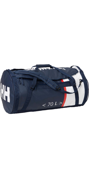 2019 Helly Hansen HH 70L Duffel Bag 2 Evening Blue 68004
