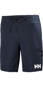 "2019 Helly Hansen Pantaloncini Da Bordo 9 ""hp Navy 34058"