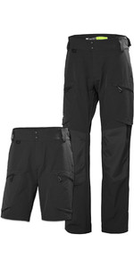Helly Hansen Herre HP Dynamic Bukser og Shorts Pakke - Ebony