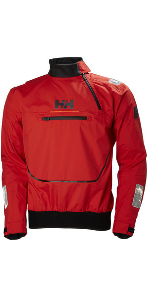2019 Helly Hansen HP Foil Smock Top Alert Rouge 33877