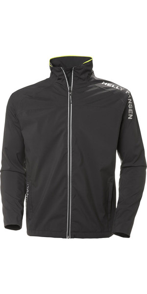 2018 Helly Hansen HP Shore Jacke Ebony 54106