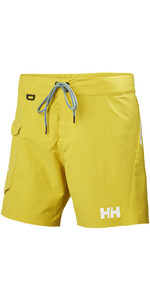 2018 Helly Hansen HP Shore Trunk Swimming Shorts Sulphur 53015