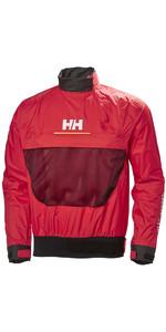 2020 Helly Hansen HP Smock Top Alert Red 33913