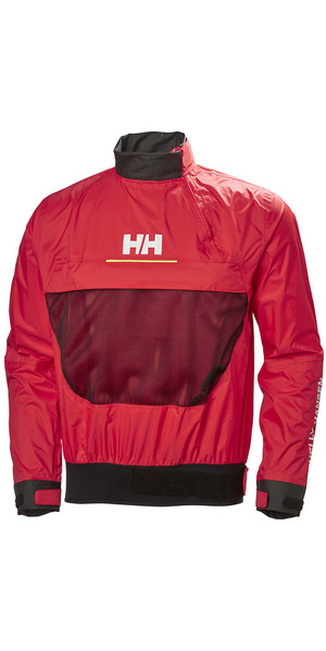 2019 Helly Hansen HP Smock Top Alert Red 33913