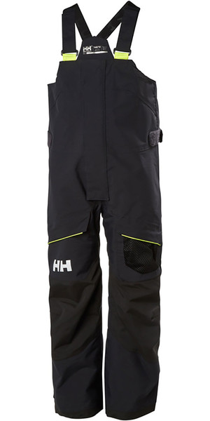 2018 Helly Hansen Junior Skagen Coastal Trousers Ebony 41621