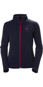 2019 Helly Hansen Kvinders Daybreaker Fleece Jacket Navy 51599