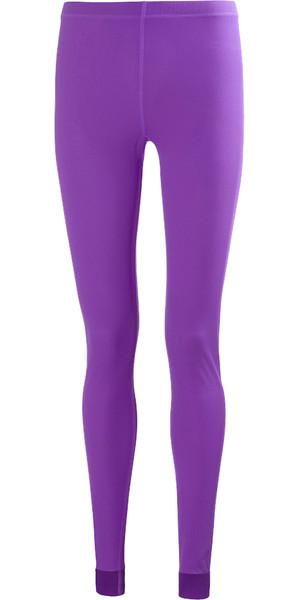 Helly Hansen Ladies Dry Original Base Layer Trouser Sunburned Purple 48600