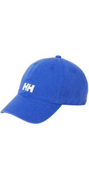 2018 Helly Hansen Logo Casquette Olympian Blue 38791