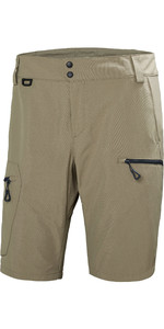 2019 Helly Hansen Heren Crewline Cargo Shorts Gevallen Rock 33937