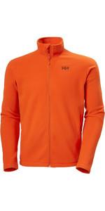 2020 Helly Hansen Tagesanbruch Fleecejacke 51598 - Patrouille Orange