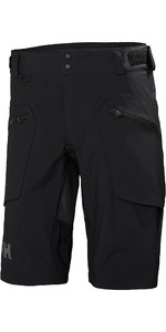 2020 Helly Hansen Mens Foil HT Shorts Black 34012