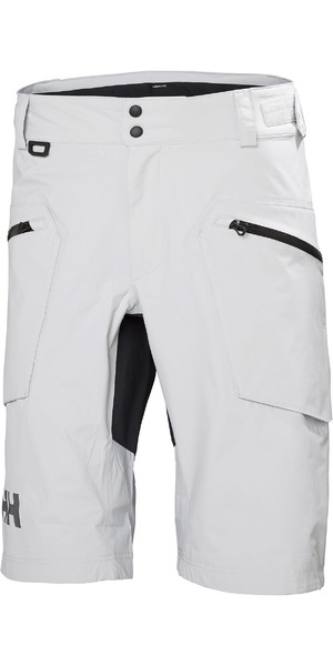 2019 Helly Hansen Mens Foil HT Shorts Grey Fog 34012