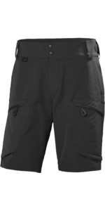 2019 Helly Hansen Mens HP Dynamic Shorts Ebony 34104