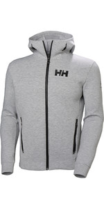2020 Helly Hansen Mens HP Ocean Hoody 34044 - Grey Melange