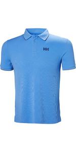 2019 Helly Hansen Polo Kos Para Hombre Azul Aciano 34068