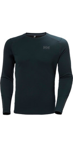 2020 Helly Hansen Lifa Active Crew Top Da Uomo 49389 - Navy Scuro