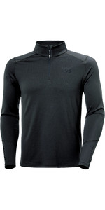 2020 Helly Hansen Mens Lifa Active 1/2 Zip Top 49388 - Ebony