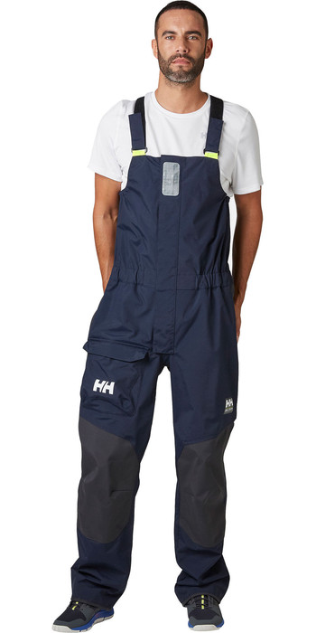 2021 Helly Hansen Pier Trägerhose 34157 - Navy