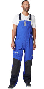 2021 Helly Hansen Mannen Pier Bib Broek 34157 - Royal Blue