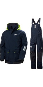 2020 Helly Hansen Heren Pier Helly Hansen & Broek Helly Hansen - Navy