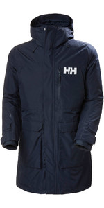 2020 Helly Hansen Herren Takelage Mantel 53508 - Navy