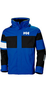 2019 Helly Hansen Mens Salt Light Jacket Olympian Blue 33911