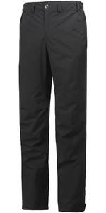 Helly Hansen Pantalon De Voile Compressible Noir 61965