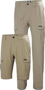 Helly Hansen Herre Qd- Helly Hansen & Shorts-pakke - Fallen Rock