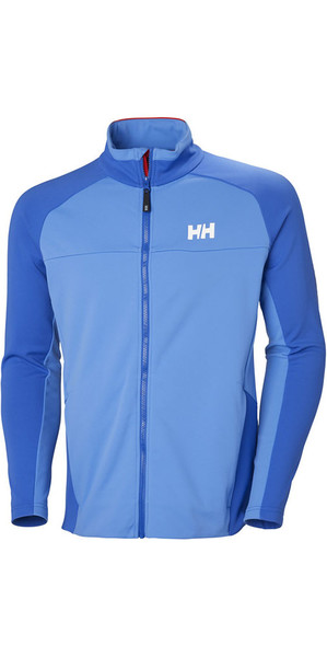 2018 Helly Hansen Racer Fleece Veste Bleu Eau 51774