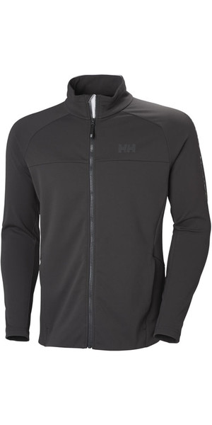 2018 Helly Hansen Racer Fleecejacke Ebony 51774
