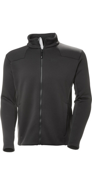 2018 Helly Hansen Rapid Fleece Jacket Ebony 51773