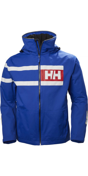 2018 Helly Hansen Salt Power Jacket Olympian Blue / Red 36278