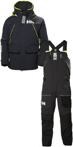 2019 Helly Hansen Skagen Offshore Combi Set Navy / Ebony