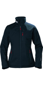 2020 Helly Hansen Womens Crew Jacket Navy 30297