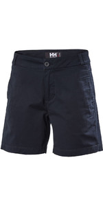 Helly Hansen Dames Crew Shorts Navy 53047