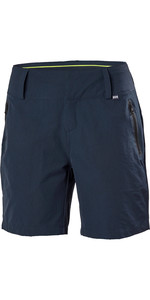 2019 Helly Hansen Dames Crewline Shorts Navy 33957