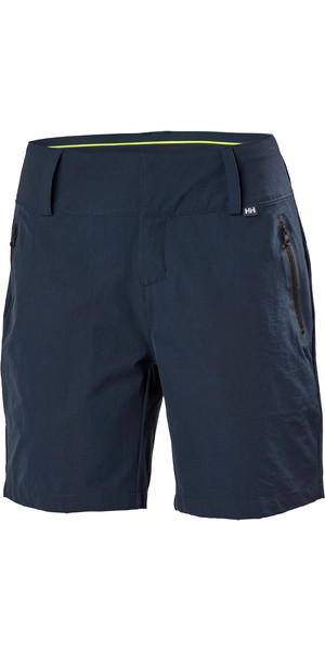 2019 Helly Hansen Womens Crewline Shorts Navy 33957