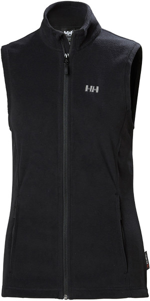 2019 Helly Hansen Womens Daybreaker Fleece Gilet Black 51830