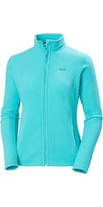 2020 Helly Hansen Womens Daybreaker Fleece Jacket 51599 - Turquoise
