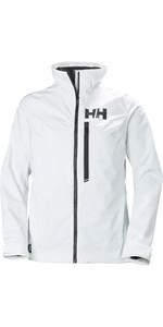 2020 Helly Hansen Dames HP Racing Midlayer Jas Wit 34070